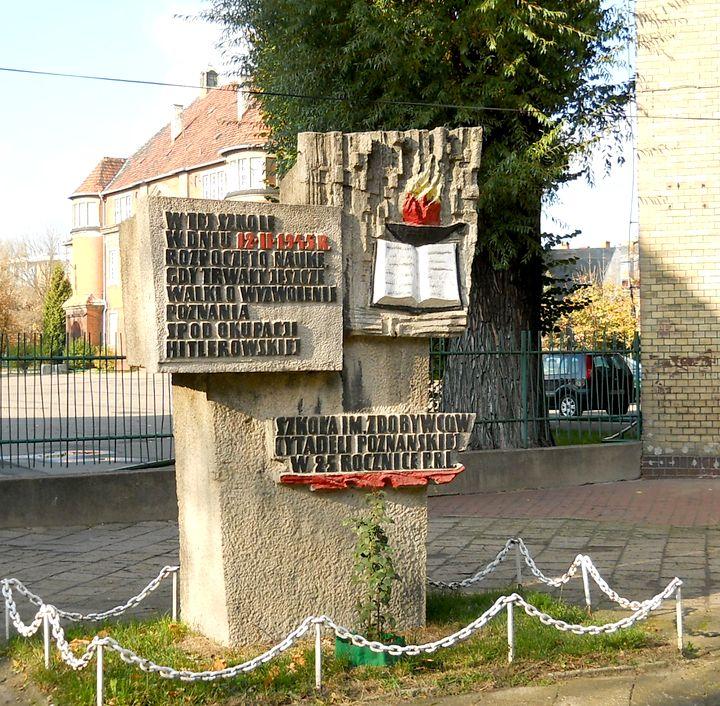 ul. Jarochowskiego Szkoła10
