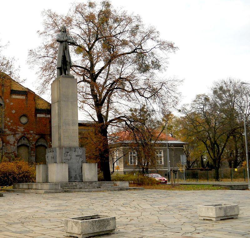 Pomnik T Kościuszki 1