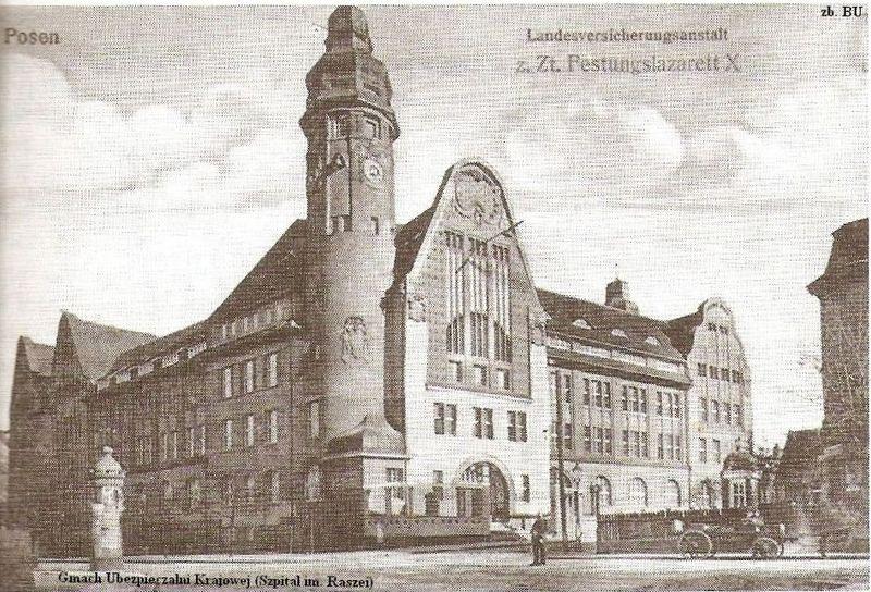 szpital Raszei