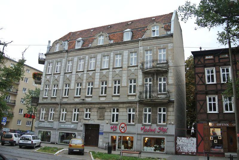 dąbrowskiego 24 1