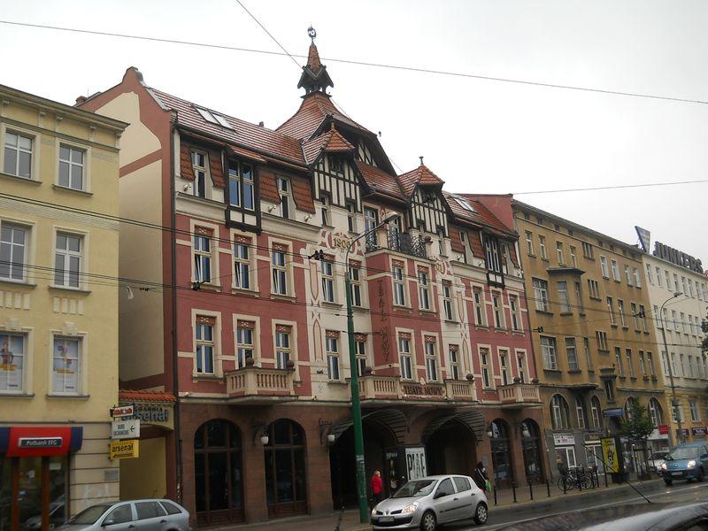 dąbrowskiego 5  7