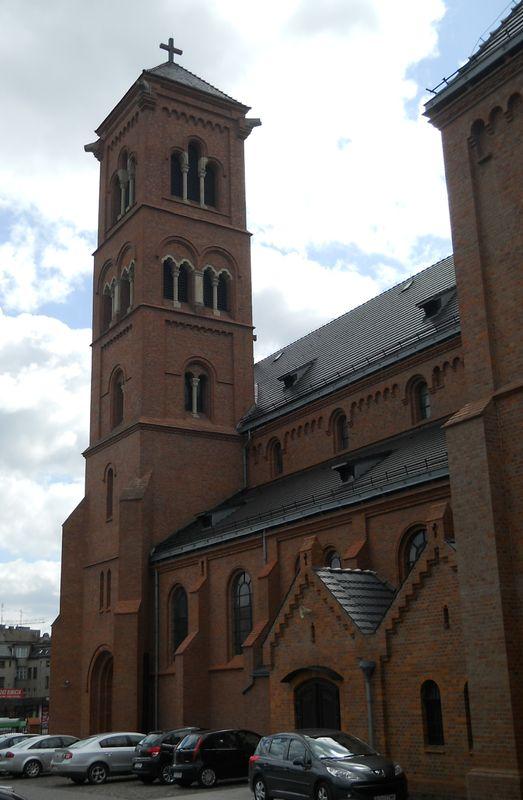 Kościół pw Najświętszego Serca Jezusa i św Floriana4