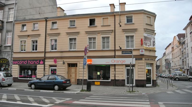 dąbrowskiego 68 4
