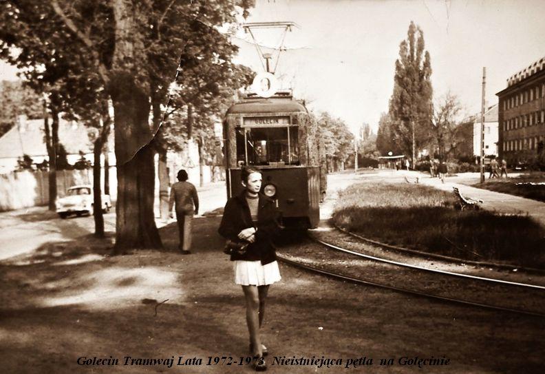 Golecin tramwaj