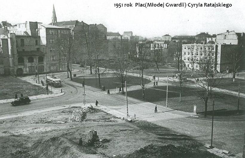 z14985560Q,10-stycznia-1951--Pl--Mlodej-Gwardii--dzis-Cyryla-