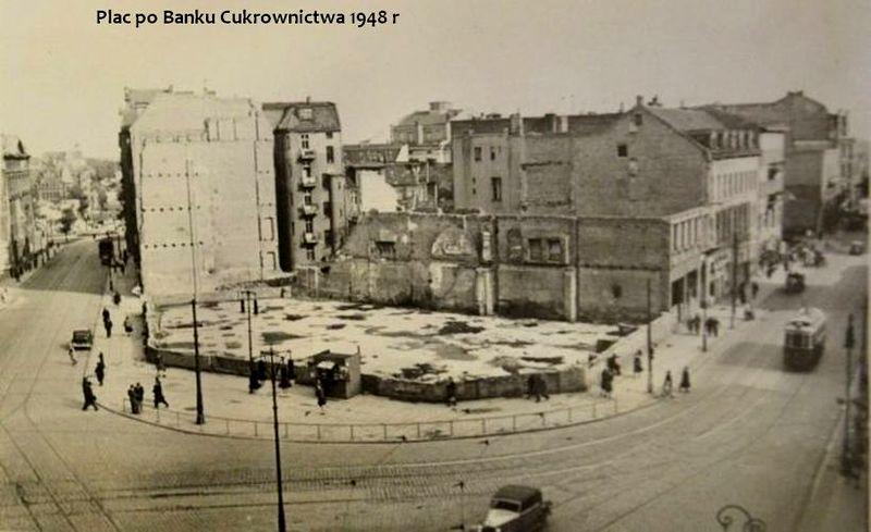 Plac po B.C. 1948 r