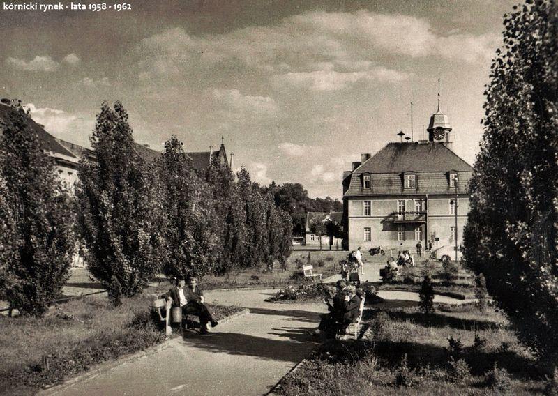 1958-1962 Plac Niepodlegoc