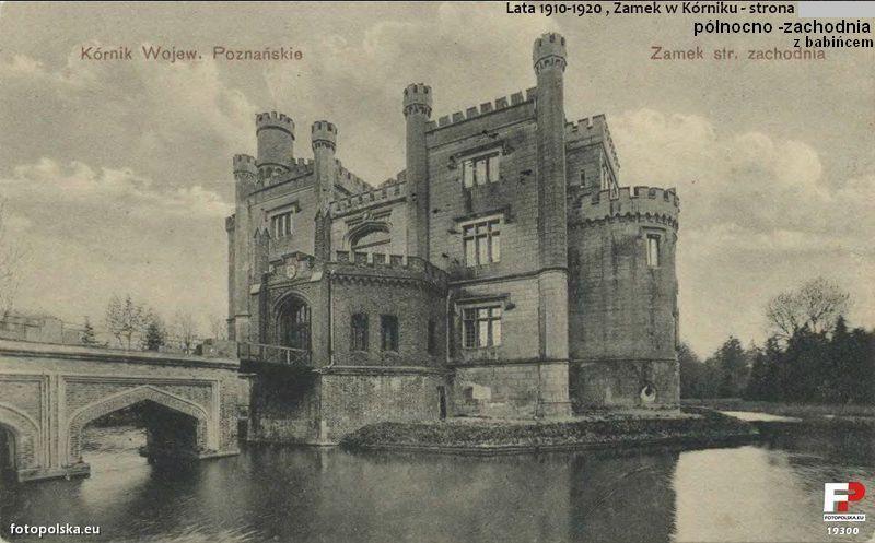 Zamek Kórnik1