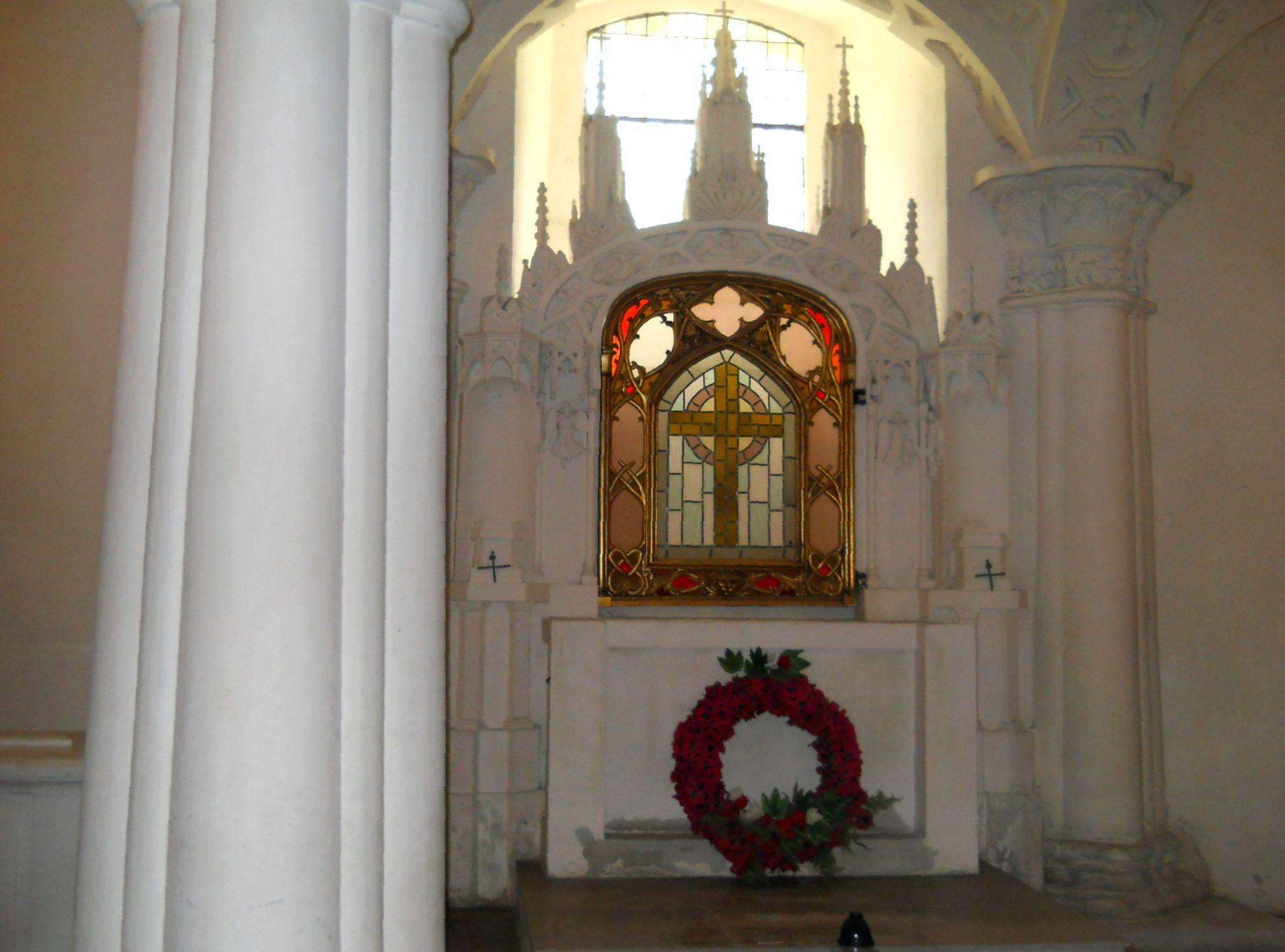 2b Kaplica  krypta